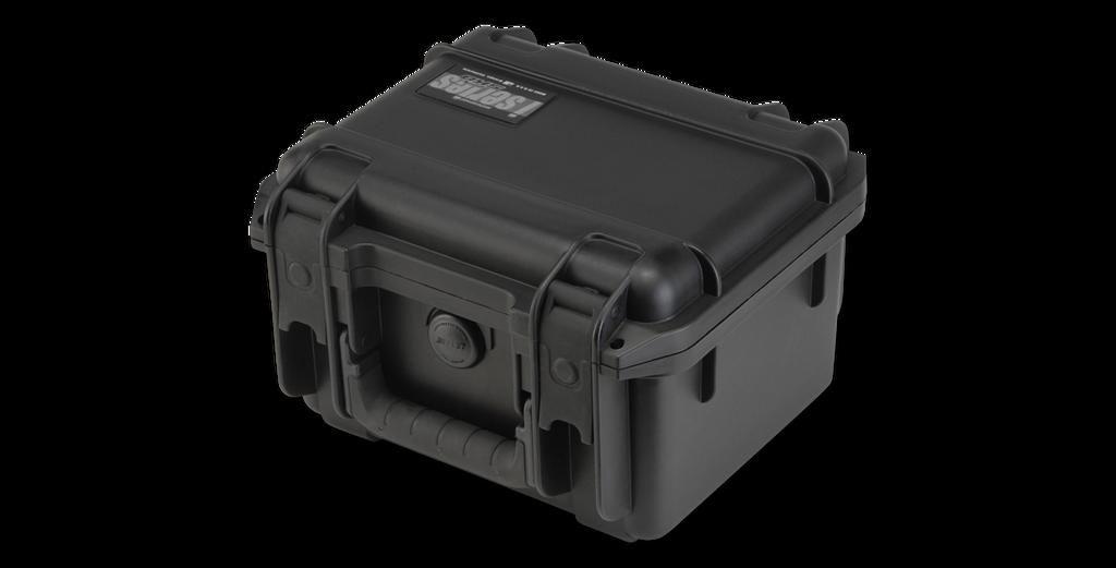SKB iSeries 0907 Waterproof Six Mic Case