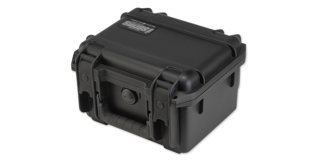 SKB iSeries 0907-6 Waterproof Case (with double dividers)
