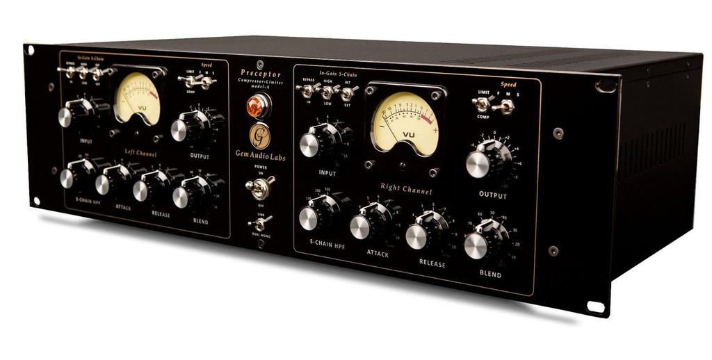 Gem Audio Labs Preceptor Model - A - Aggressive