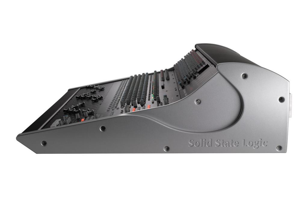 Solid State Logic XL-Desk with 8 x 611EQ E Series EQs