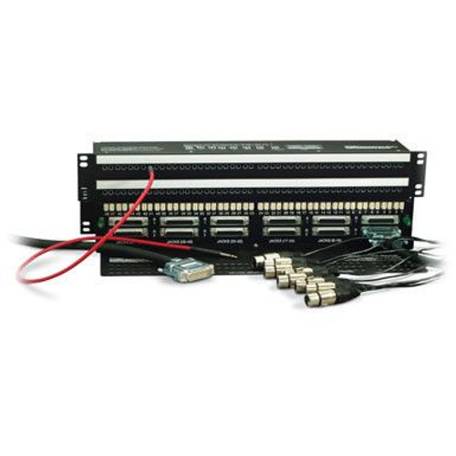 Audio Accessories DB25 96 Point TT Patchbay