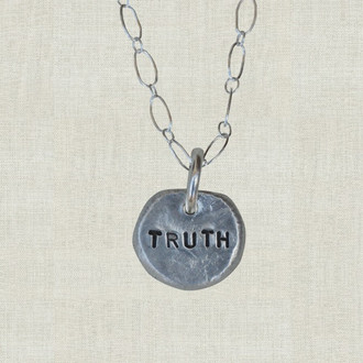 Nugget of Truth Necklace