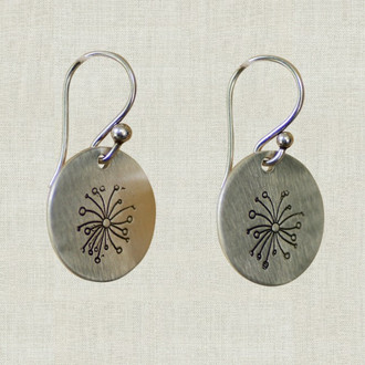 Dandelion Earrings