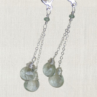 Aphrodite Dangle Earring