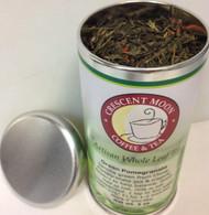Green Pomegranate Tea
