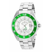 Invicta Men's Pro Diver Quartz 3 Hand White Dial Watch 17134