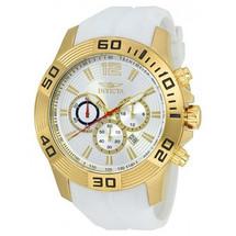 Invicta Men's Pro Diver Quartz Silver Dial Watch 20298