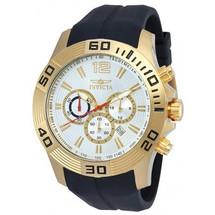 Invicta Men's Pro Diver Quartz Chronograph Silver Dial Watch 20301
