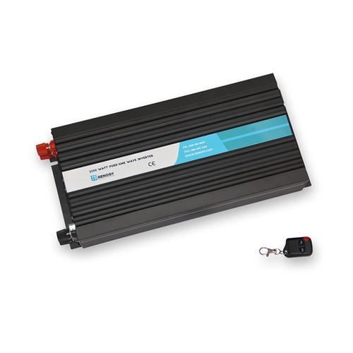 RENOGY 2000W 12Vオフグリッド純正弦波バッテリーインバーター(ケーブルを含む)