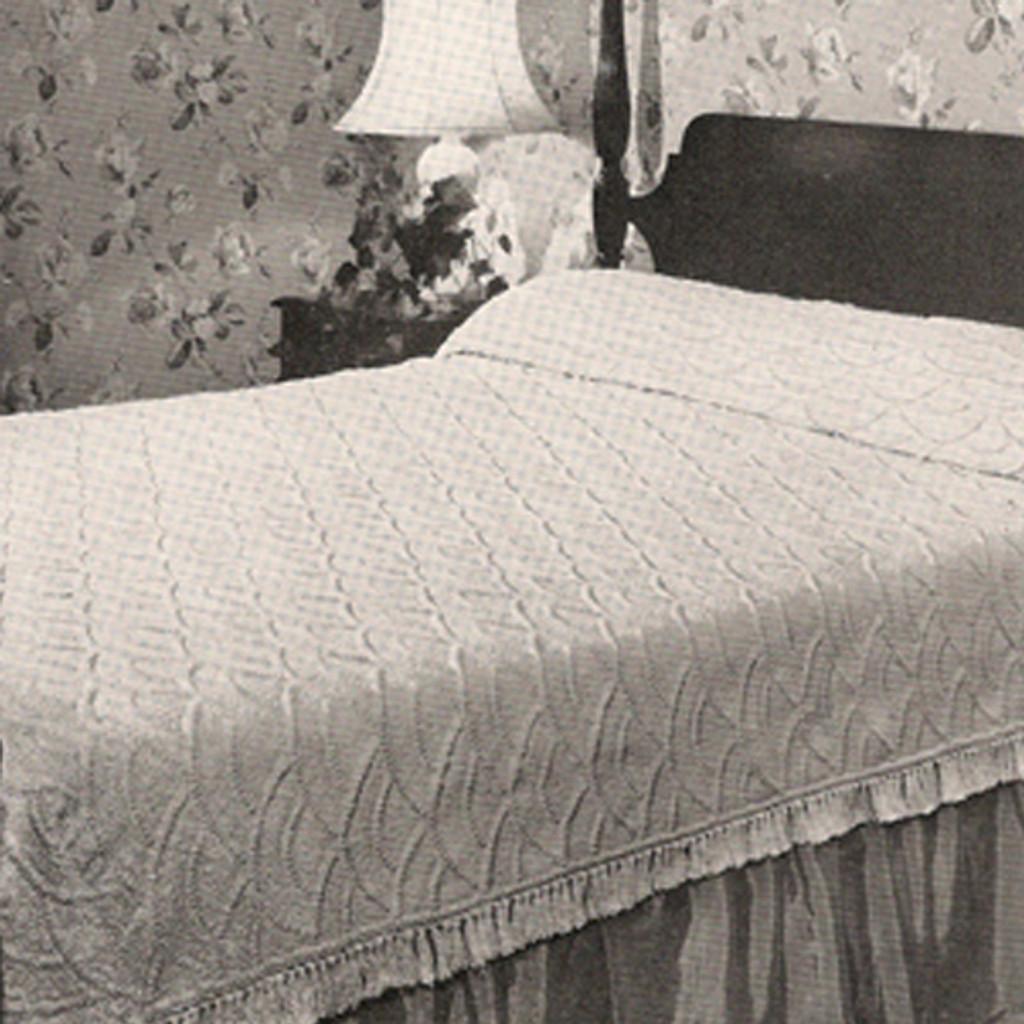 Vintage Knit Crochet Shop Talk American Thread Star Book 68