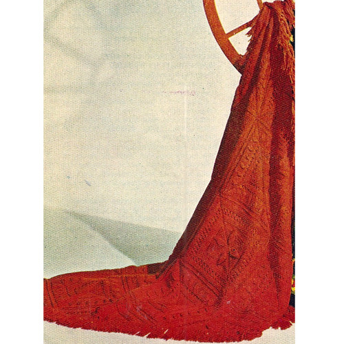 Knitted Pennsylvania Dutch, Free Afghan Pattern
