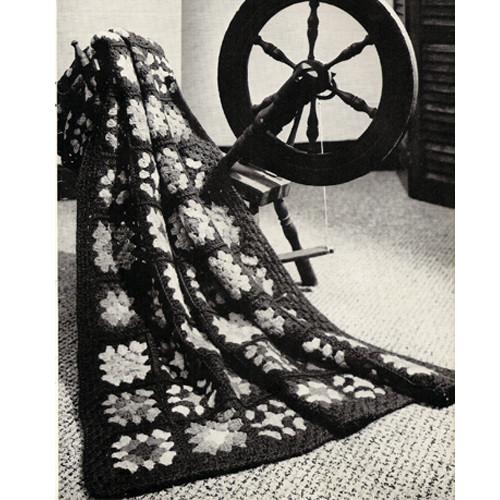 Crochet Afghan Pattern from Big Bang Theory