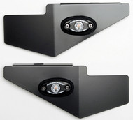 BDCW - Side Panels - Rigid A-Series LEDs (BMW R1200GS/A-LC)