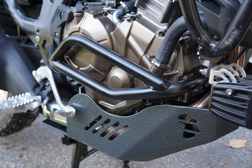 Right side protection for Clutch model - FRAME MOUNTED