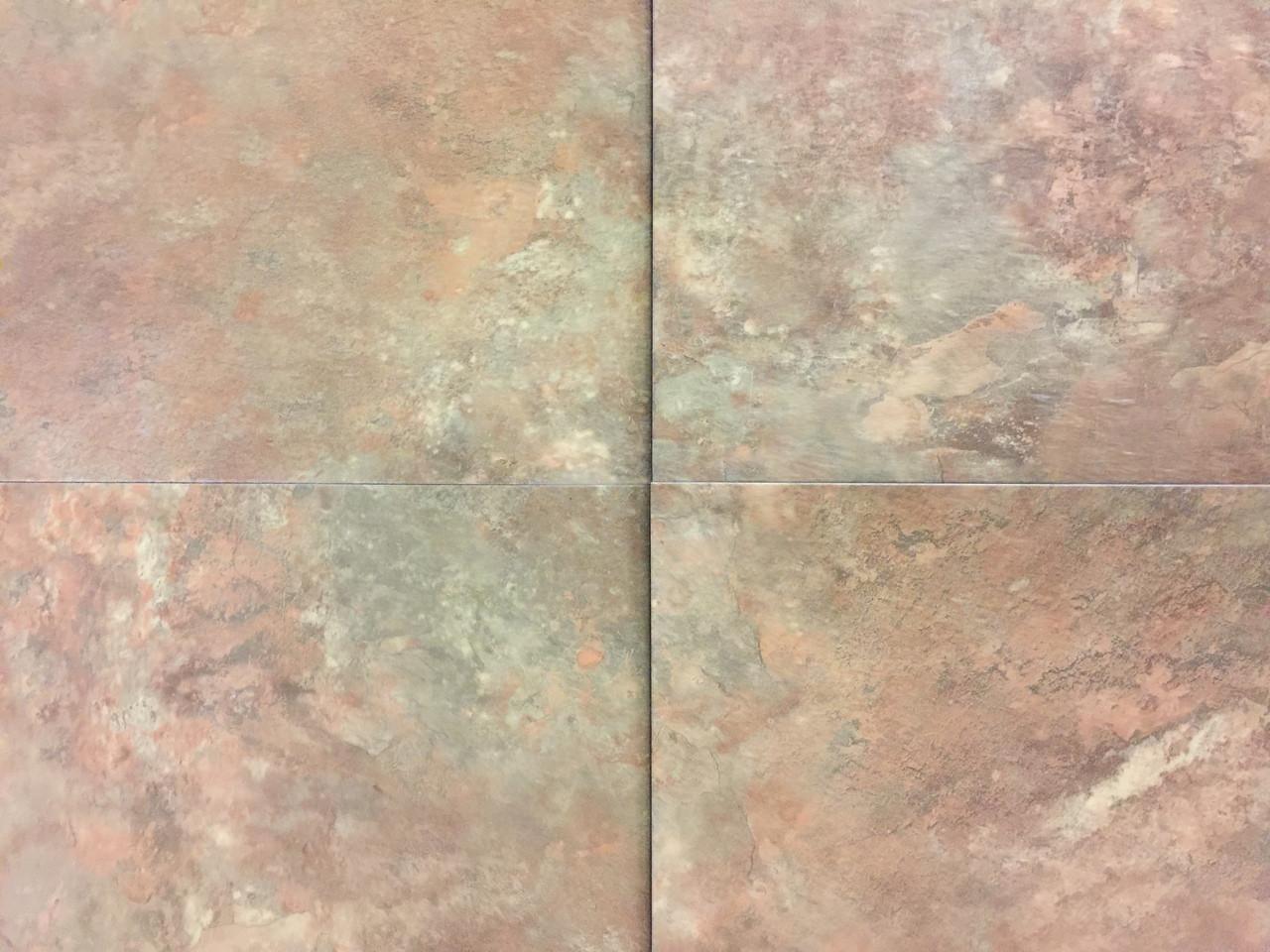 Nafco Permastone Groutless Gflbb110 16x16 Rose Rock