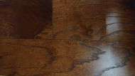 "Mohawk Oak Gunstock 3/8"" x 5"" Engineered Hardwood - $1.99 sq. ft."