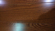 "Somerset Red Oak Mocha 3/4"" x 2.25"" Solid Hardwood - $3.29 sq. ft."
