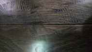 "HomerWood Hickory Soft-Scraped Graphite 3/4"" x 5"" Solid Hardwood - $4.29 sq. ft."