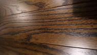 "Columbia Rusted Oak 3/4"" x 3.25"" Solid Hardwood - $4.89 sq. ft."