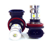 H11 H9 LED Bulbs for Fog Lights 3W CREE