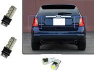 LED Tail Light Bulb Upgrade for Ford Edge 2007-2012 (4pcs Brake Stop Tail)