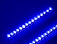 """Equinox 6"""" (15cm) 12V LED Strip for Cars or Motorcycles Custom Lighting (Blue)"""