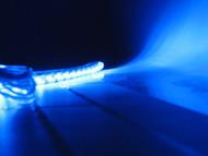 """Equinox 9"""" (24cm) 12V LED Strip for Cars or Motorcycles Custom Lighting (Blue)"""