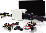 6000K Bright White Hi-Lo Bi-Xenon HID Kit for Your Headlights