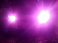 Equinox 30000K Digital Slim Ballast Xenon HID Kit for Your Headlights or Fogs (Purple)