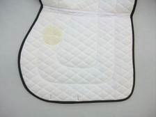 "Wilker's Style WC ""Winning Colors"" Saddle Pad Underview"