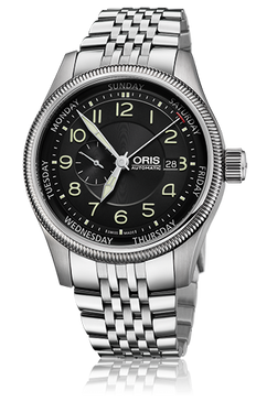 Oris Big Crown Small Second, Pointer Date 01 745 7688