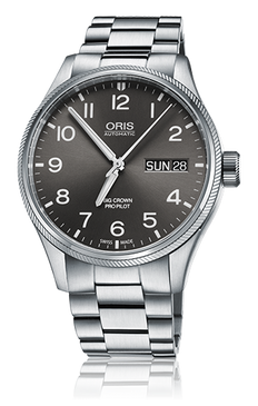 Oris Big Crown Pro Pilot Day Date 01 752 7698 4063-07 8 22 19