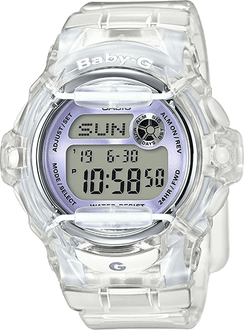 Casio Baby-G Clear Digital BG169R-7E