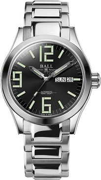 Ball Engineer II Genesis NM2028C-S7-BK