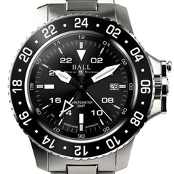 Ball Engineer Hydrocarbon AeroGMT DG2016-SCL-BK