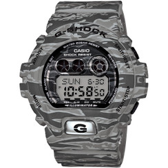 Casio G-SHOCK Camo Grey GDX6900TC-8