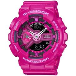 Casio G-SHOCK Pink GMAS110MP-4A3