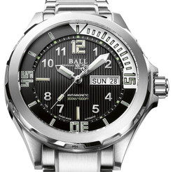 Ball Engineer Master II Diver DM3020A-SAJ-BK