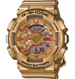 Casio G-SHOCK Gold GMAS110GD-4A2