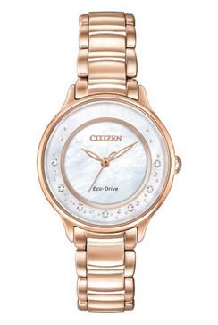 Citizen CIRCLE OF TIME Eco-Drive EM0382-86D