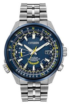 Citizen BLUE ANGLES WORLD A-T LE Eco-Drive CB0147-59L