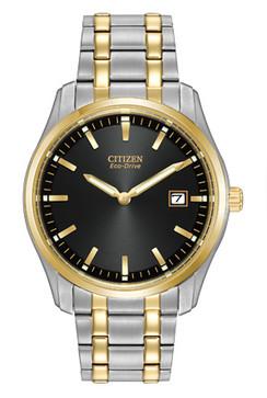 Citizen Men's Bracelet Eco-Drive AU1044-58E