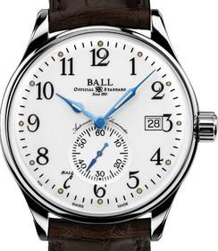 Ball Trainmaster Standard Time NM3888D-LL1CJ-WH