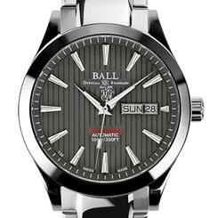 Ball Engineer II Chronometer Red Label 40mm NM2026C-SCJ-GY