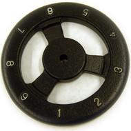 Finished Adjustment Wheel