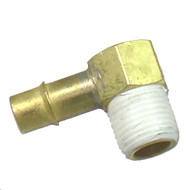 "1/8"" NPT X 1/4"" Barb Elbow"
