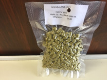 NZ Hops pacific gem