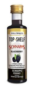 Top Shelf Blackberry Schnapps