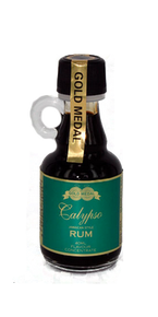 Gold Medal Calypso Rum - Glass