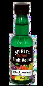 Fruit Vodka Blackcurrant - 50ml